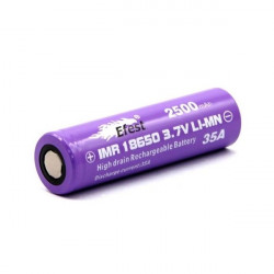 LG HE4 18650 2500 mAh - 35A