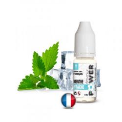 Le e-liquide Menthe fraiche