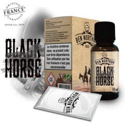 E-liquide Black horse