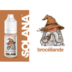 E-liquide broceliane