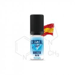 Booster 50/50 Espagne - Cristal vape