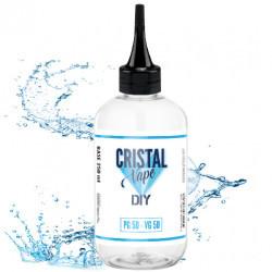 Base 50/50 250ml - Cristal vape
