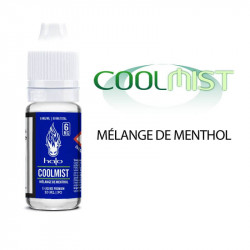 E-LIQUIDE COOLMIST MENTHOL 3X10ML - HALO