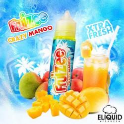 E-liquide Crazy Mango 50ml - Fruizee no fresh