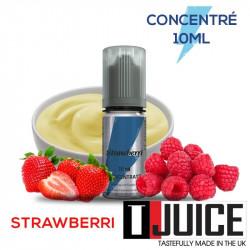 Strawberri 10ML Concentré