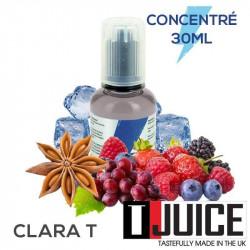 CONCENTRÉ CLARA-T 30ML - T-JUICE