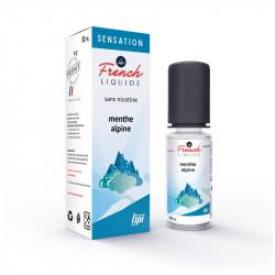 Menthe alpine -Le French Liquide