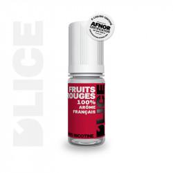 E-Liquide fruits rouges Dlice