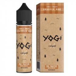 E-liquide Vanilla Tobacco Granola Bar Yogi