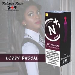 Lizzy Rascal - Halcyon Haze Nicotine Plus