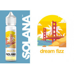 E-liquide fream fizz en 50ml