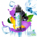 DEVIL ICE SQUIZ - Citron Cassis en 50ml