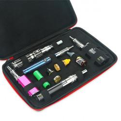 Malette XL de transport pour cigarette électronique et e-liquide