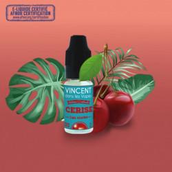 E-liquide - Cerise de Vincent dans les Vapes 10ml