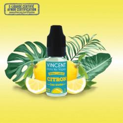 E-liquide - Citron de Vincent dans les Vapes 10ml