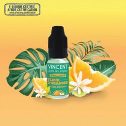 E-liquide - Fleur d'Oranger de Vincent dans les Vapes 10ml