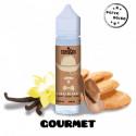 Le E-liquide Gourmet Classic Wanted de Cirkus en 50ml