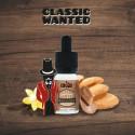 Le E-liquide Gourmet Classic Wanted de Cirkus en 10ml