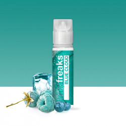 E-liquide Blue Cloud 50ml - Fifty Freaks