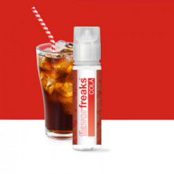 E-liquide Cola 50ml - Flavor Freaks