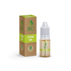 E-liquide Citron Mix de Bio France