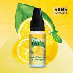 Black Ice Tea Lemon & LemonGrass 10ml
