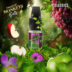 E-liquide Tropika Salts -Twelve monkey