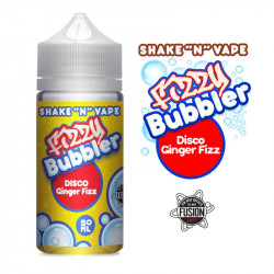 Fizzy Bubbler Disco Ginger Fizz 50ml - Halo