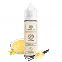 E-liquide Custard 50ml - Flavor hit