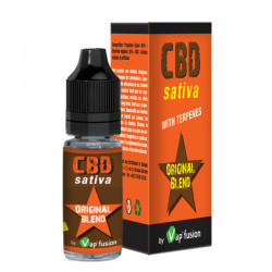 CBD Original Blend 10ML de Vap Fusion