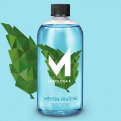 E-liquide menthe fraîche-Mixologue