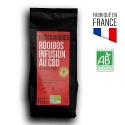 Thé noir Vanille - Bio Infusion au CBD by Tizz®