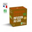 Thé HOMEMADE WINTER - Bio Infusion au CBD by Tizz®