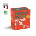 Thé de Noël - Bio Infusion au CBD by Tizz®