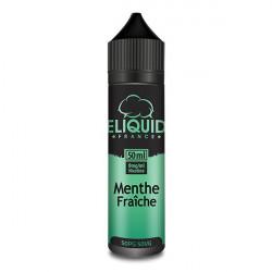 E-liquide Menthe Glaciale en 50ml - Eliquid France