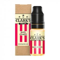 E-Liquide Cassis Chicha 10ml - Clark's liquide