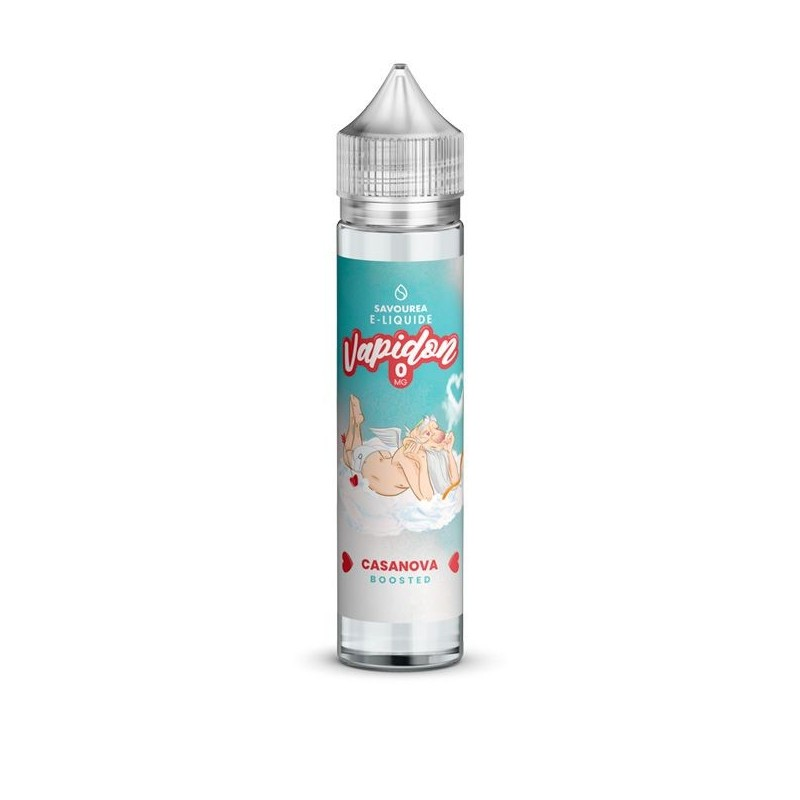 E-liquide Casanova 50 ml Vapidon