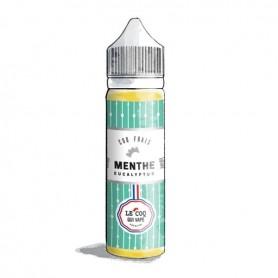 E-liquide Menthe Eucalyptus Le Coq Qui Vape