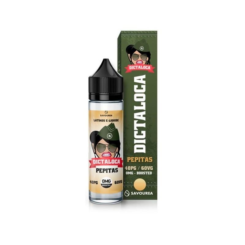 E-liquide Pepitas en 50 ml Dictaloca