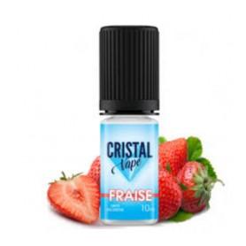E-liquide Fraise Cristal vape