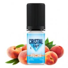 E-liquide Pêche Cristal vape