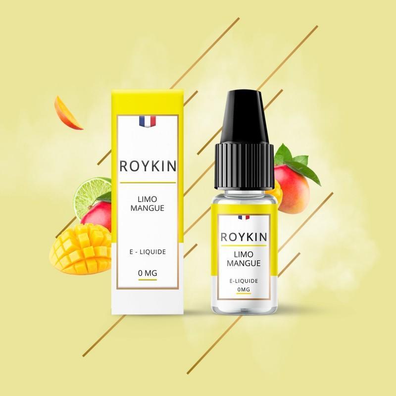 E-Liquide Limo Mangue- Roykin
