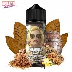 E-Liquide Tobacco Vanilla Caramel 100ml - Havana Dream