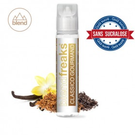 E-liquide Classico Gourmand en 50ml - Blend Freaks