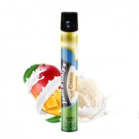 Wpuff Ice Cream Mango Liquideo