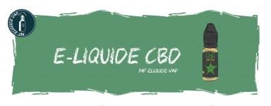 E-liquides/Concentré CBD
